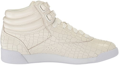 F Hi Chalk Crackle Shoe White Walking Reebok Women's S t5SPwnxqv