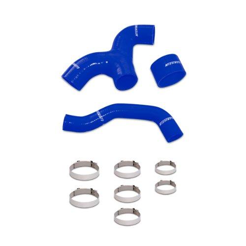 -INTBL Blue WRX Silicone Intercooler Hose ()