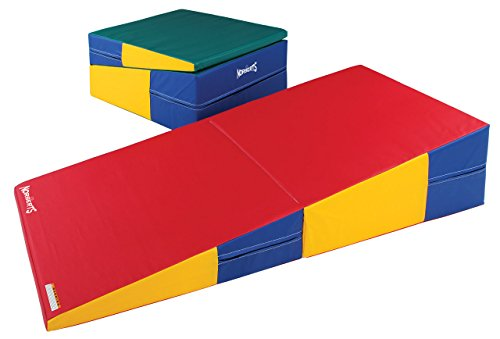 Norbert's Athletic Products Gymnastics Folding Incline Mat, 30 x 66 x 16