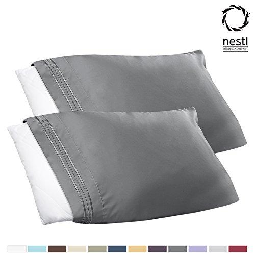 Nestl Bedding 2 Pack Pillowcases Standard product image