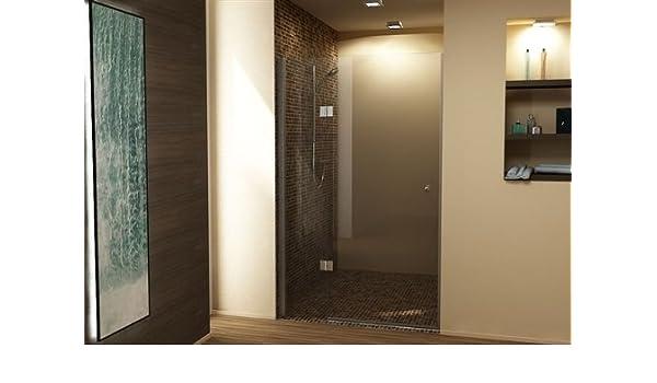 Mampara de ducha para puerta de ducha Ducha Hornacina Nicho puertas – B: hasta 140 cm de misma Precio. Deutsche marcas de calidad de Comercio especializado. H: 185 cm: Amazon.es: Bricolaje y herramientas