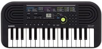 Casio SA47 Mini Keyboard Electronic Keyboards