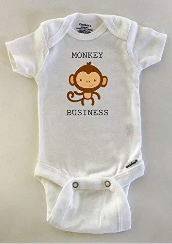 Monkey Business bodysuit!