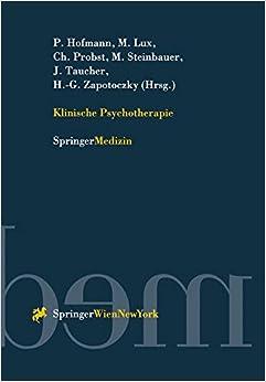 Descargar El Torrent Klinische Psychotherapie Ebooks Epub