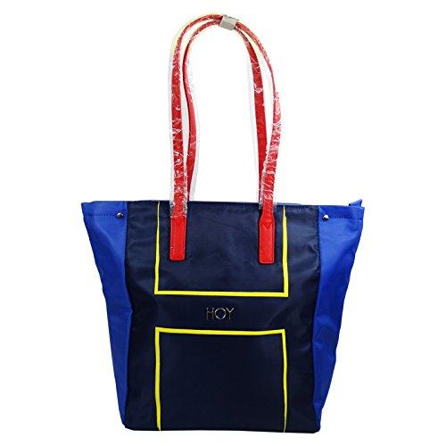 Seven Shopper Hoy Nylon Borsa a Mano da Donna Ragazza a Spalla Fashion Viaggio Multiuso