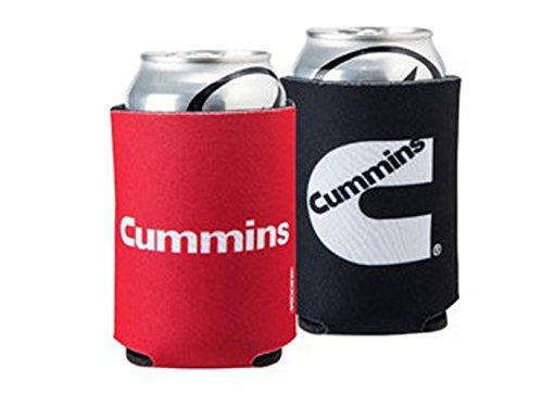 cummins-diesel-red-black-collapsible-beer-koozie-1