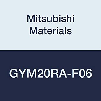 0.236 Grooving Depth Mitsubishi Materials GYM20RA-F06 GY Series Standard Modular Blade Right Hand M20 Size 0.118//0.125//0.128 Seat