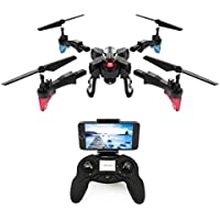 RC Quadcopter, Bangcool Quad Drone 720P HD Camera WIFI FPV 2.4GHz RC Drone Six-axis Aircraft with Remote Controller