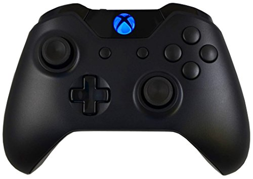 BLACK OUT 5000+ Modded Xbox One Controller for all Shooter Games Including COD WWII by Wordene Modz