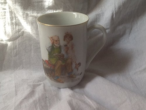 1982 Norman Rockwell Museum Cup, the Cobbler Cup