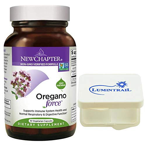 Top Oregano Herbal Supplements