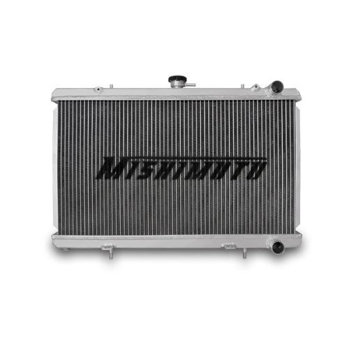 Mishimoto MMRAD-240-89KA Manual Transmission Performance Aluminium Radiator for NISSAN 240SX (Aluminium Radiator)