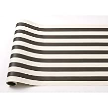Classic Stripe Paper Table Runner 25 Feet American Made