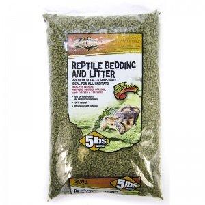 Zilla Alfalfa Meal Bedding - 1