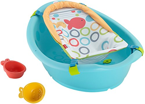 fisher price 3 stage baby bath - 4