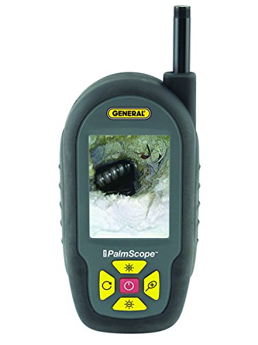 General Tools PCS55 PalmScope Compact Borescope Video Inspection Camera by General Tools (Image #6)