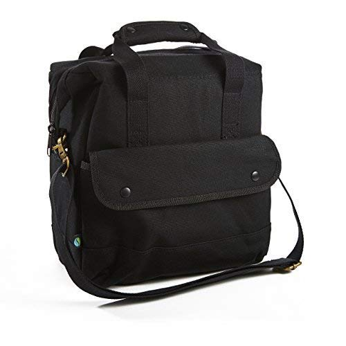 Fit & Fresh Douglas Insulated Lunch Bag, Black