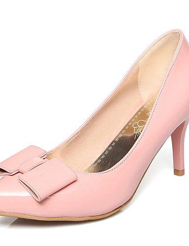 cn43 5 Almendra Tacones us8 Fiesta Tacón us10 uk8 us10 5 y Tacones beige Mujer pink pink Rosa PU cn43 Vestido eu42 5 Stiletto Noche GGX cn40 Azul 5 eu42 uk8 Puntiagudos 5 uk6 eu39 Casual 5 Ap1qt61wx