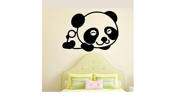 BFMBCH Cute Smile Bear Adhesivos de pared Habitación para ...