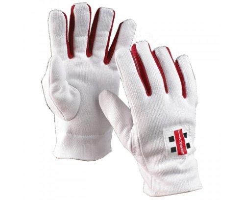 Gray Nicolls Official Plain Cotton Cricket Keeper Inner Gloves Sizes Boys - Mens