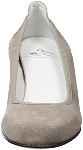 Diavolezza Damen Contessa Pumps Beige (beige)