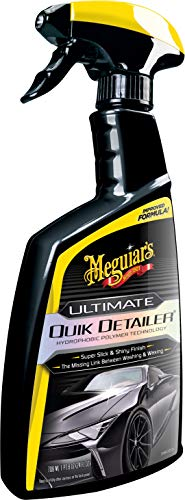 MEGUIAR'S G201024 Ultimate Quik Detailer, 24. Fluid_Ounces