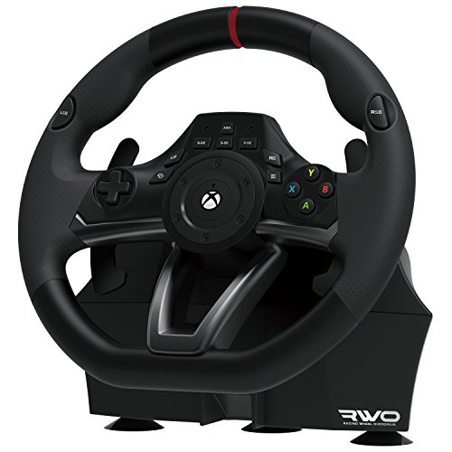 HORI Racing Wheel Overdrive for Xbox One Officially Licensed by Microsoft by Hori (Image #3)