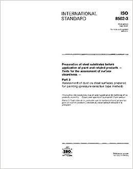 iso 8502 3 pdf free download