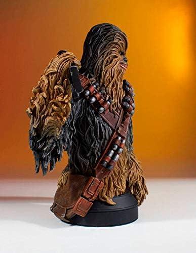 Solo Multicolor Chewbacca Mini-Bust Gentle Giant 80841 Star Wars