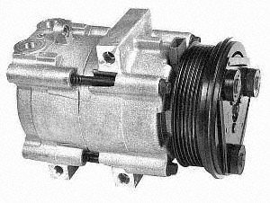 Four Seasons 57129 Remanufactured Air Conditioning Compressor (Compressor Air Conditioning Auto)
