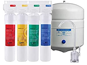 Watts Premier 531411, RO-Pure 4-Stage Reverse Osmosis Water Filtration System