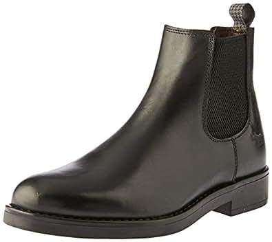 Wild Rhino Men's Hawke Boots, Black (Black), 40 EU