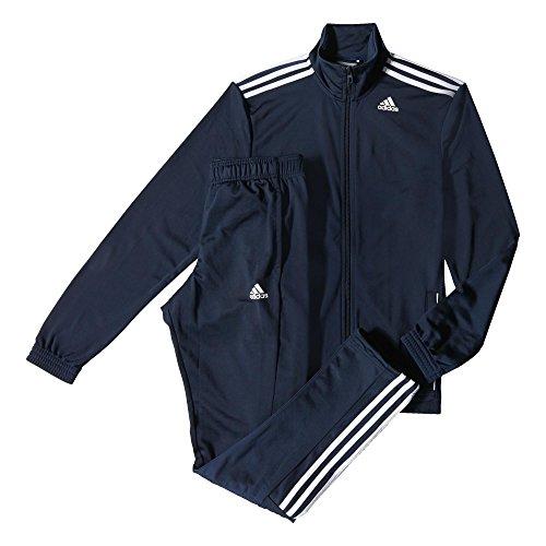 adidas Herren Trainingsanzug Entry, collegiate navy/white, 6, S22638