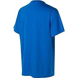 New Balance Little Boys\' Short Sleeve Graphic Tee, Blue, 6