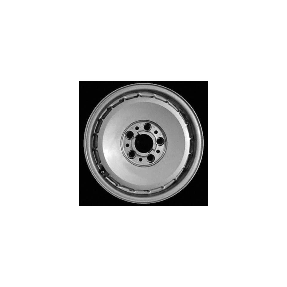 89 94 BMW 750IL 750 il ALLOY WHEEL RIM 15 INCH, Diameter 15, Width 7 (20 HOLE), 20mm offset, SILVER, 1 Piece Only, Remanufactured (1989 89 1990 90 1991 91 1992 92 1993 93 1994 94) ALY59171U10