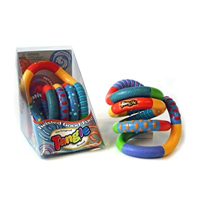 Tangle Creations Original Textured Tangle: Toys & Games