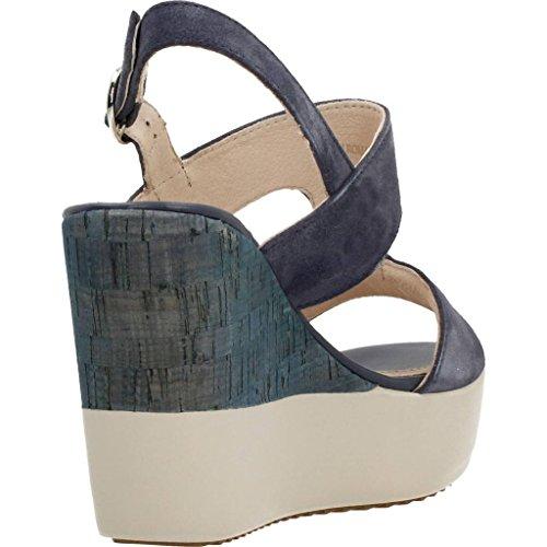 Sandalias y chanclas para mujer, color Azul , marca STONEFLY, modelo Sandalias Y Chanclas Para Mujer STONEFLY SAINT TROPEZ 13 VEL Azul Azul