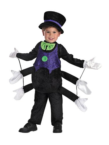 Disguise Itsy Bitsy Spider Toddler Costume 2T
