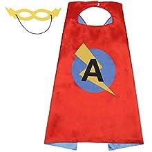 SZD Superhero Capes for Kids,Cape Kids,Cape Toddler,Toddler Superhero Costume
