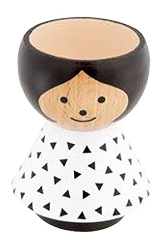 暖かく持っている識別するNARUMI(ナルミ) ロイヤルコート エッグカップ(シングル) ホワイト 6cm 9265-9211 日本製
