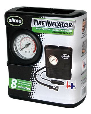 8. Slime COMP02 Heavy Duty Tire Inflator