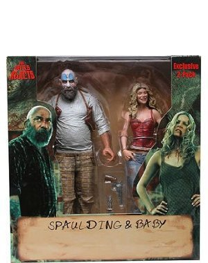 Devil's Rejects NECA Exclusive Action Figure Boxed Set by The