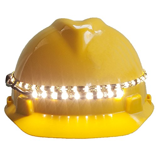 OrbitSun Hardhat Power Protected Battery Output