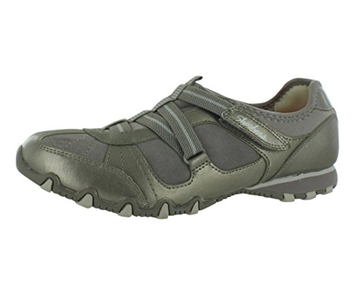 Skechers Rock Steady Fitness Kvinnor Skor Storleks Taupe