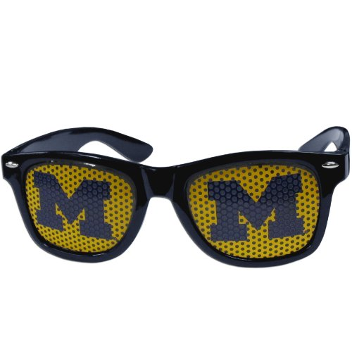 - Siskiyou NCAA Michigan Wolverines Game Day Shades Sunglasses