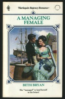 Managing Female (Regency Romance No 164)