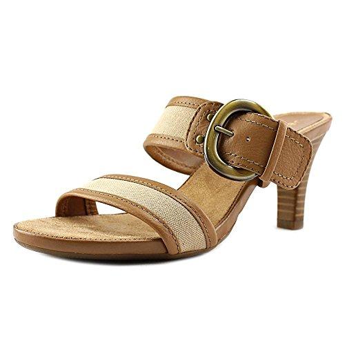 aerosoles-trot-around-women-us-8-tan-slides-sandal