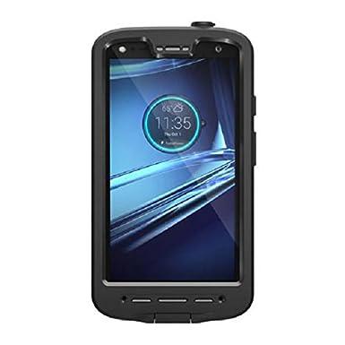 LifeProof Fre serie impermeable Funda para Motorola Droid Turbo 2 - empaquetado al por menor - Negro: Amazon.es: Electrónica