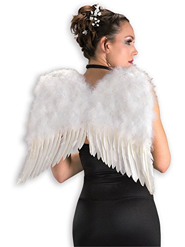 Rubies Deluxe White Feather