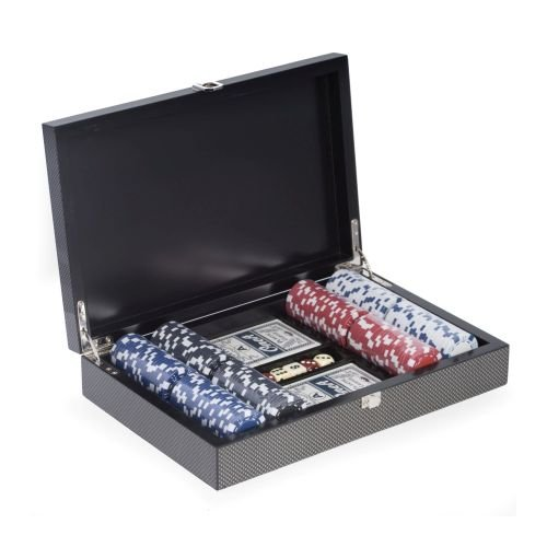 - Bey Berk Poker Set with 200 Clay Composite Chips